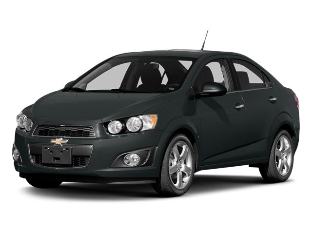 2014 Chevrolet Sonic LT In Florence, SC   Florence Toyota