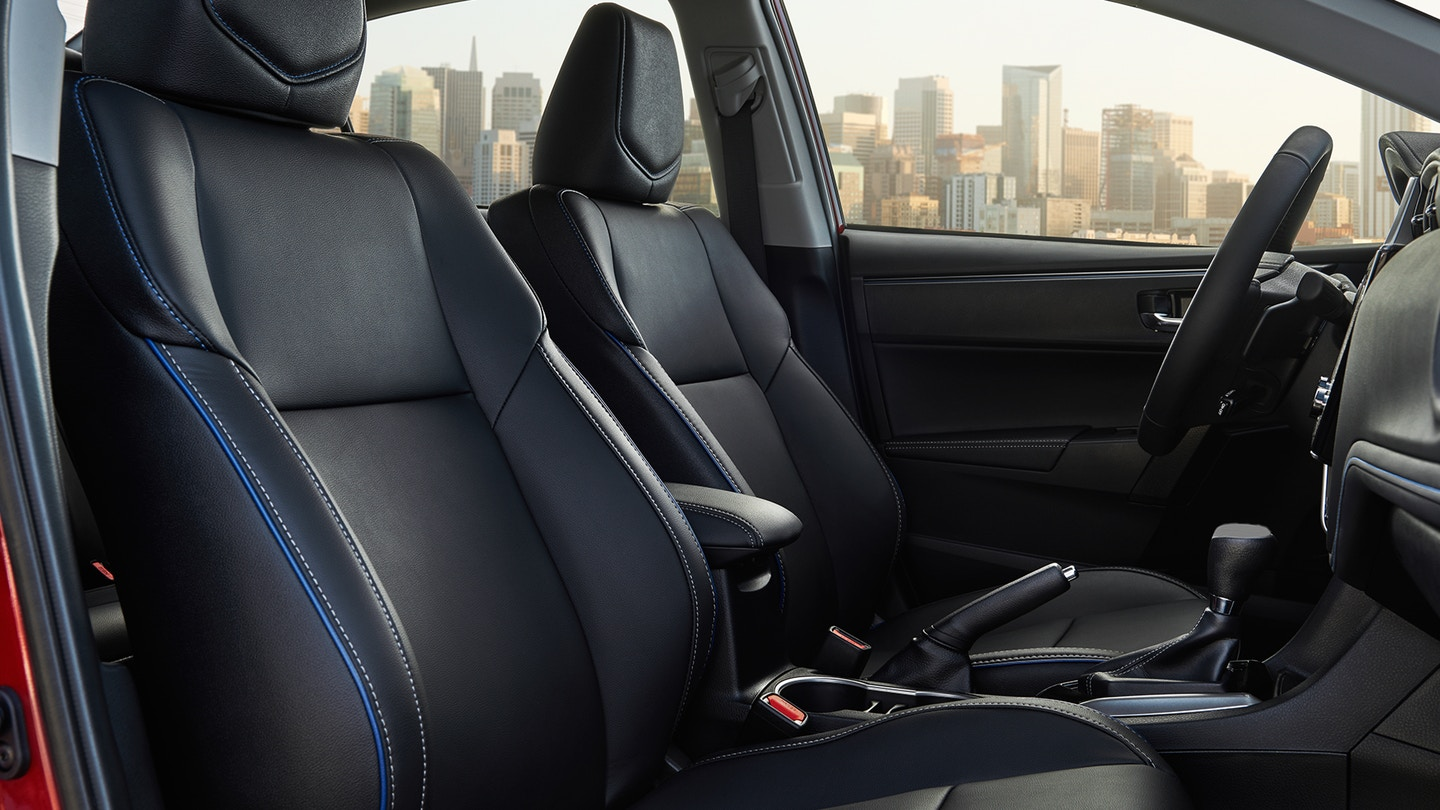Interior 2018 Toyota Corolla By Columbia Sc Florence