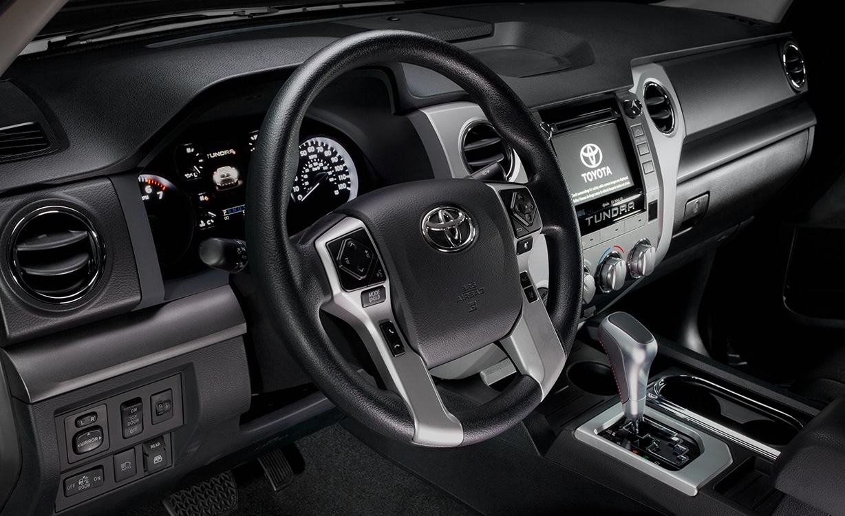 Interior U2013 2018 Toyota Tundra Serving Columbia SC