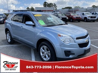 2014 Chevrolet Equinox LT In Florence, SC   Florence Toyota