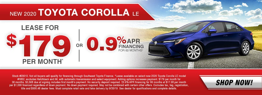 Sparks Toyota Service >> Toyota Dealer Florence Nc Florence Toyota